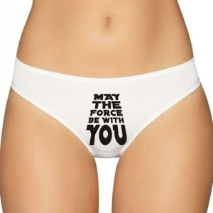 May The Force Be With You - Star Wars Underwear