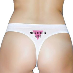Design Your Own Thongs